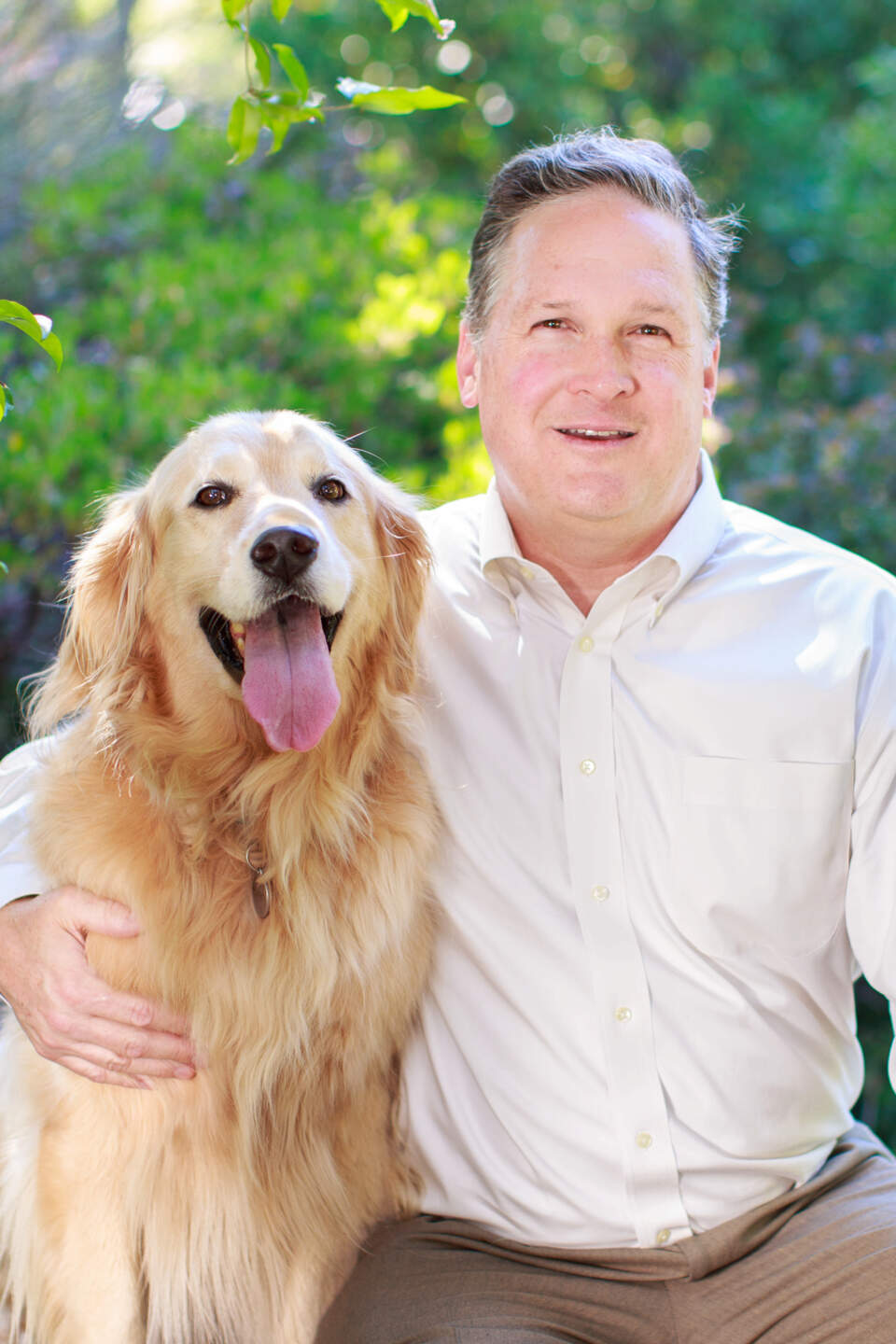 president and chief executive officer george has been leading central garden pet - Central Garden And Pet